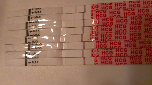 Wondfo Progression After Miscarriage Just Stop Trying And It
